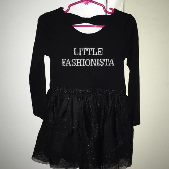 The Childrens Place Dresses Super Cute Little Black Toddler Dress